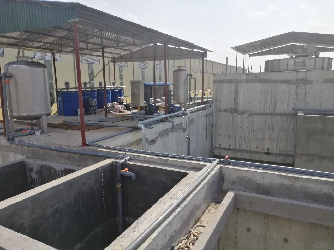 Hệ thống nước thải giấy Toàn Cầu